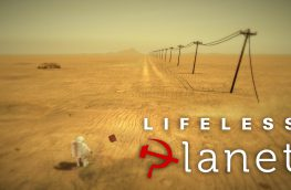 Discover: Lifeless Planet
